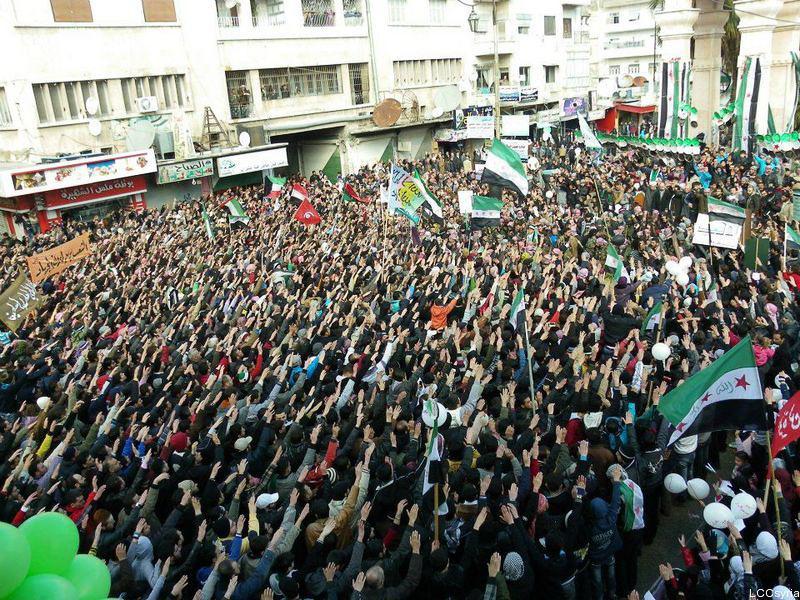 قسم_متظاهري_إدلب_جمعة_متظاهري_حماة_(Idlib_protesters)