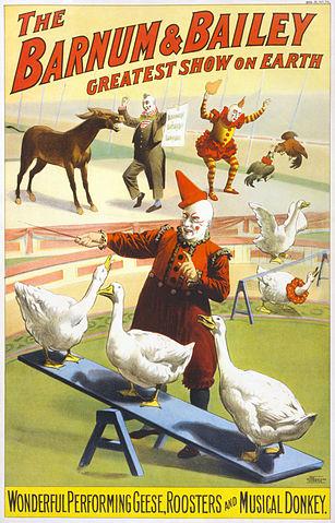 307px-Barnum_&_Bailey_clowns_and_geese2