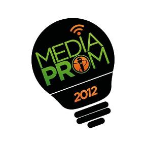 media prom 2012 logo