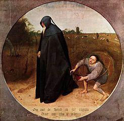 246px-Pieter_Bruegel_the_Elder_-_The_Misanthrope_-_WGA3521