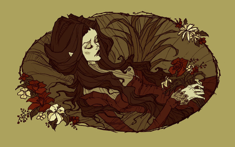art-death-women-sleep-the-death-of-ophelia-woman-Favim.com-341502