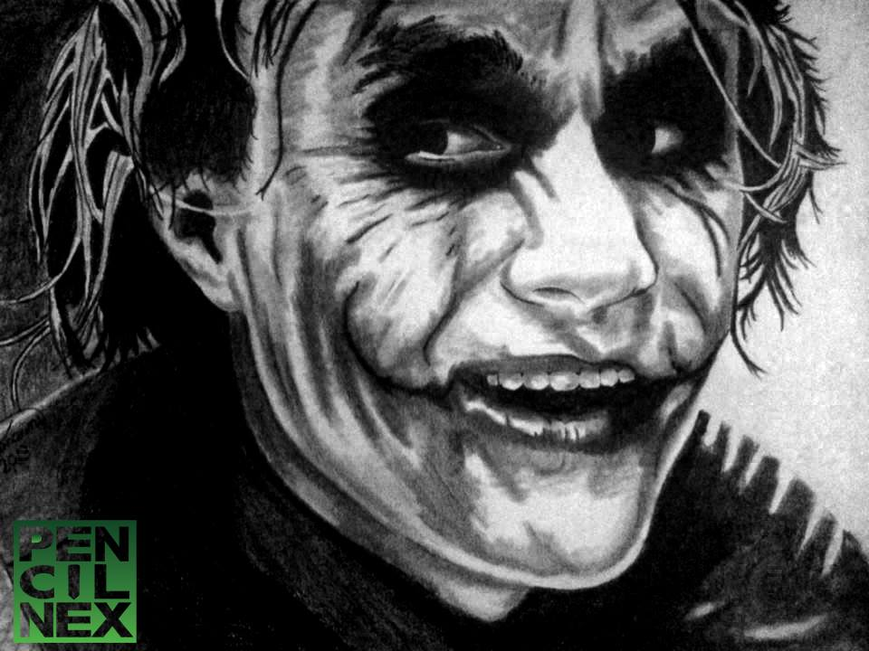 Joker - by Alex Vranceanu. Logo
