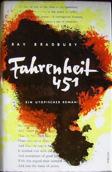 390px-Fahrenheit_451,_Deutschsprachige_Erstausgabe_Zürich_1955