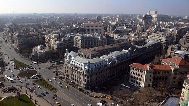 Piata Universitatii, Bucuresti, Centru, Bucharest